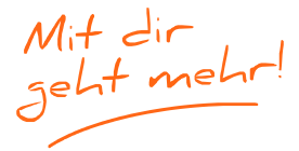 Engagement-Kampagne Mit Dir geht mehr!