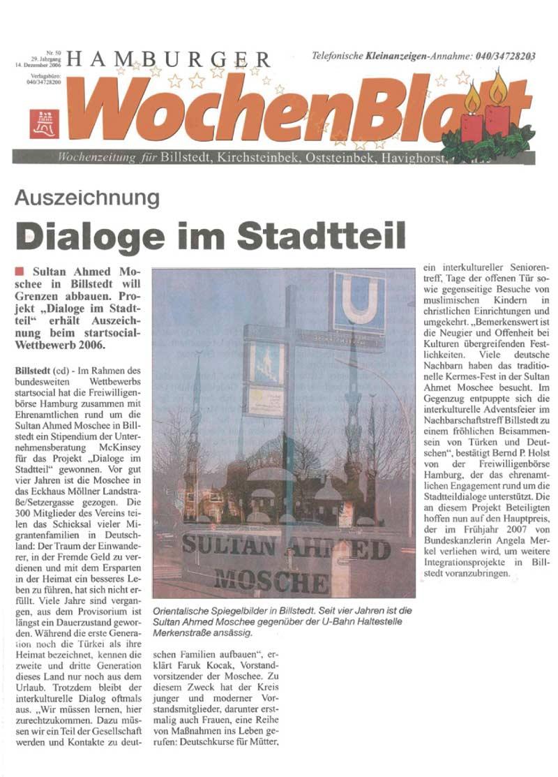 Dialoge im Stadtteil